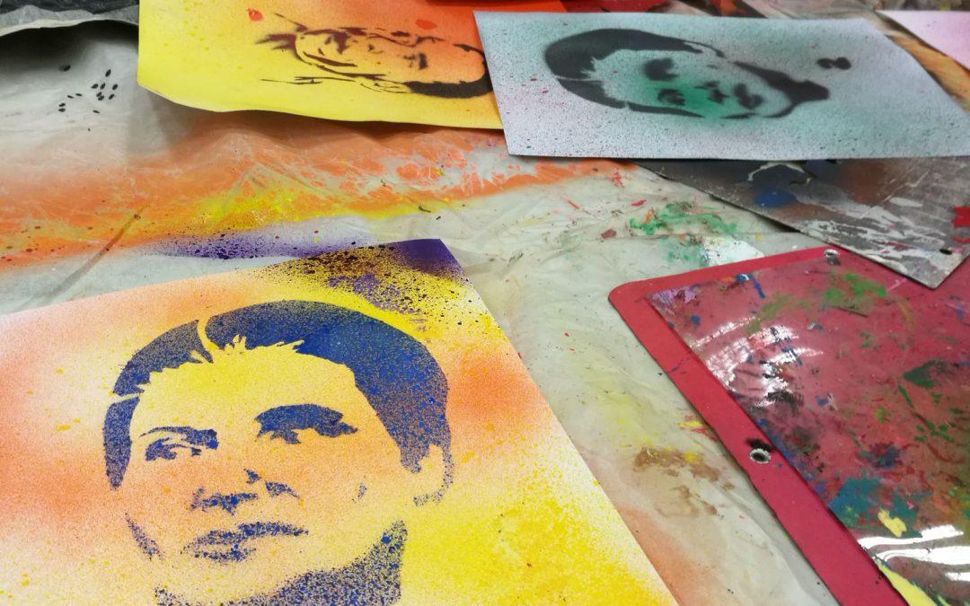 Atelier séniors, «Brico'art» à la MIC